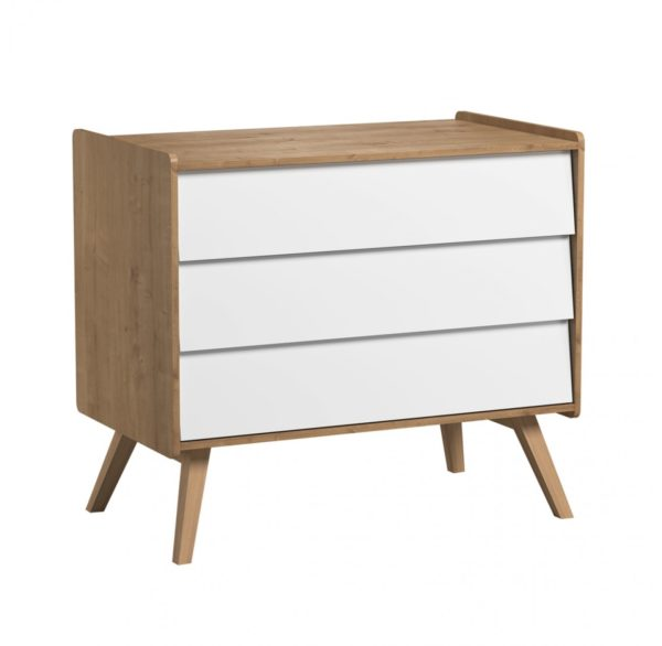 Commode blanche, Vox Vintage
